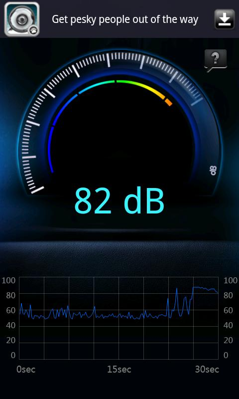 Download Decibel Meter Android App for PC/Decibel Meter on PC
