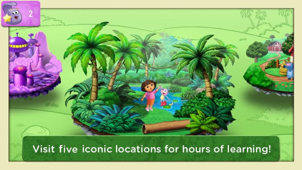 Download Dora's Great Big World Android App on PC/Dora's Great Big World for PC