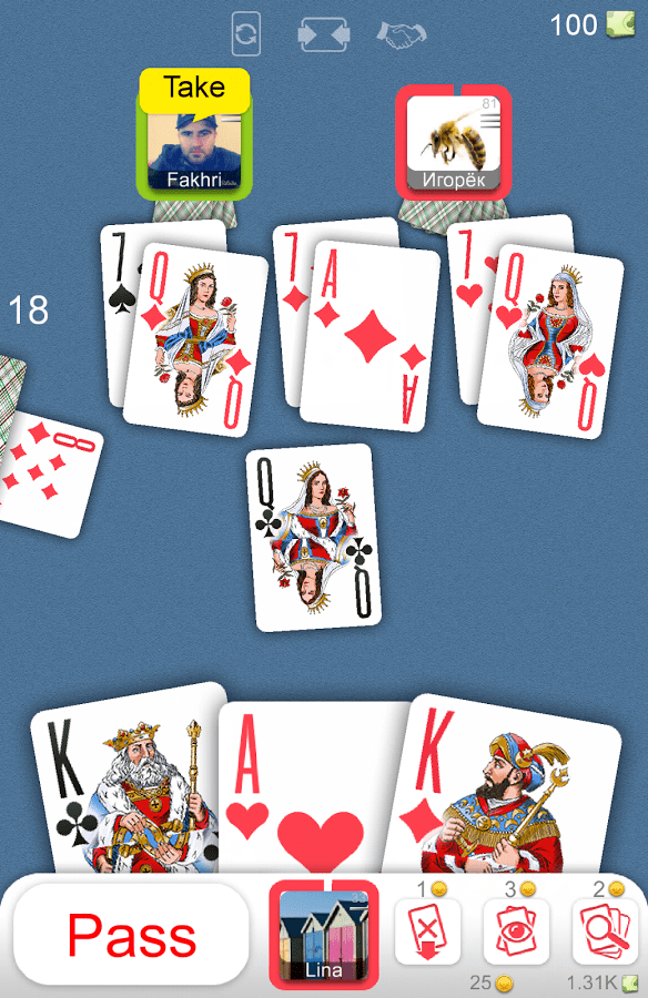 Download Durak Online Android App for PC/Durak Online on PC