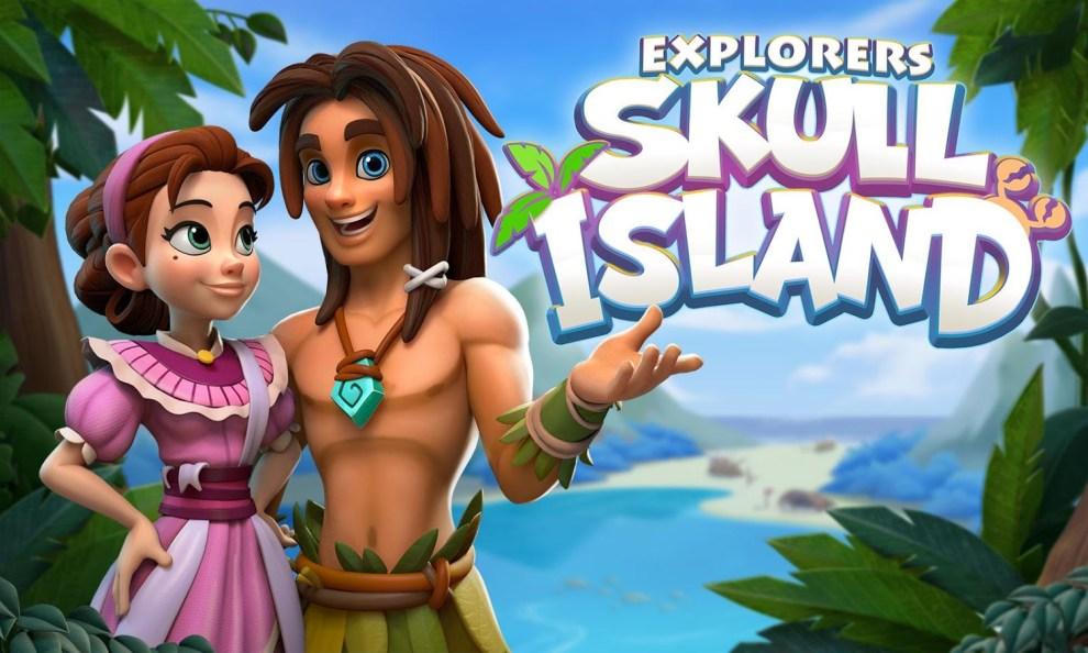 Download Explorers Skull Island Android App for PC/Explorers Skull Island on PC
