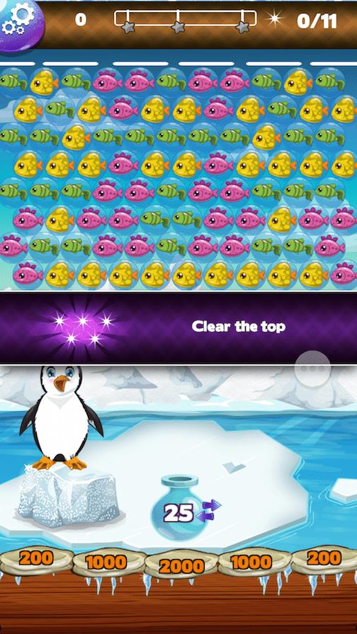 Download Frozen Antarctic Penguin Android App for PC/ Frozen Antarctic Penguin on PC