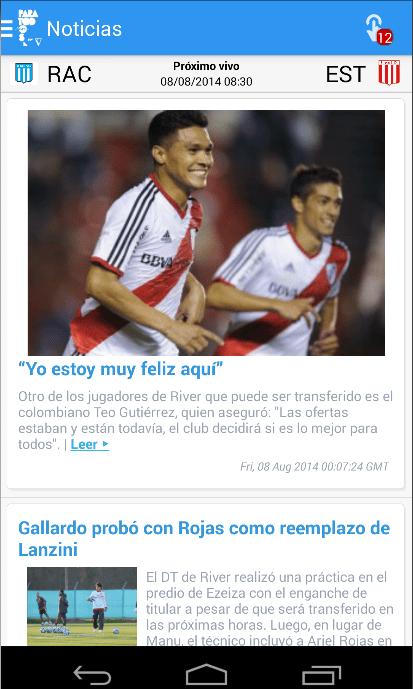 Download Futbol Para Todos Oficial Android App for PC/ Futbol Para Todos Oficial on PC