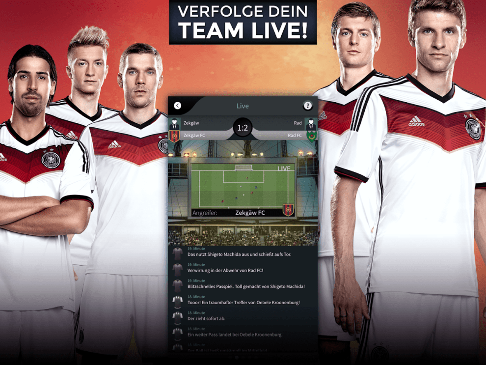 Download Goal One Android App for PC/ Goal One on PC