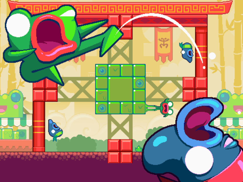 Download Green Ninja Year of the Frog Android App for PC/ Green Ninja Year of the Frog on PC
