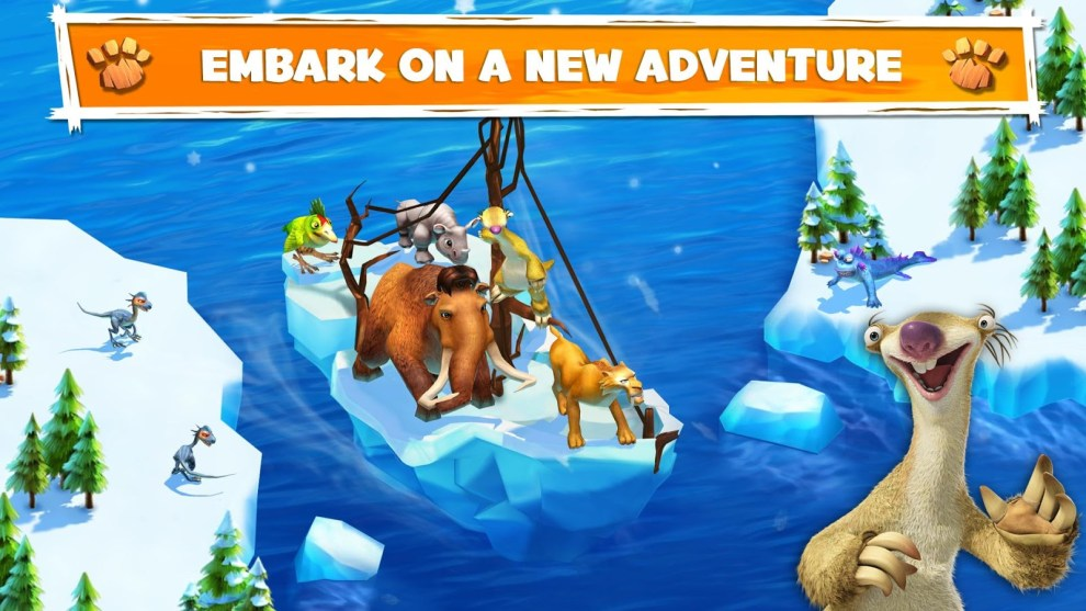 Download Ice Age Adventures ANDROID APP for PC/ Ice Age Adventures on PC