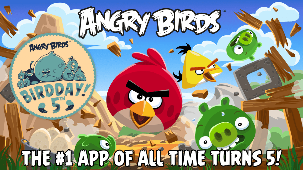 Download Angry Birds Android APK