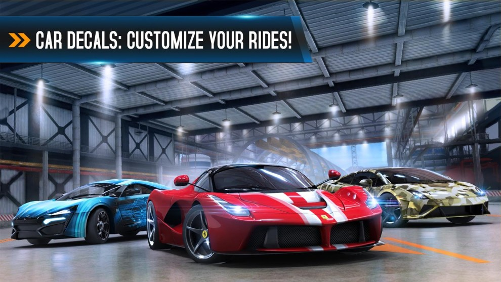 Download Asphalt 8 Android APK