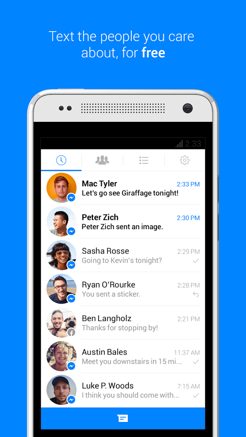 Download Facebook Messenger APK Android