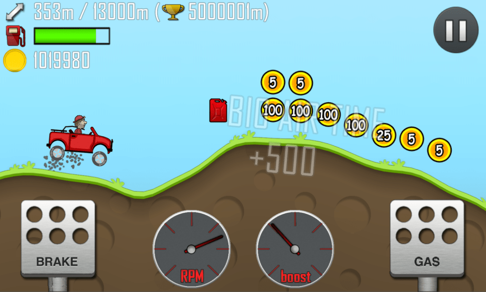 Download Hill Climb Racing APK Android