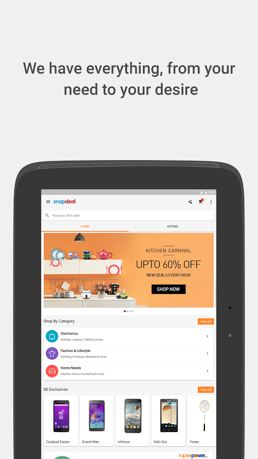 Download Snapdeal Android APK