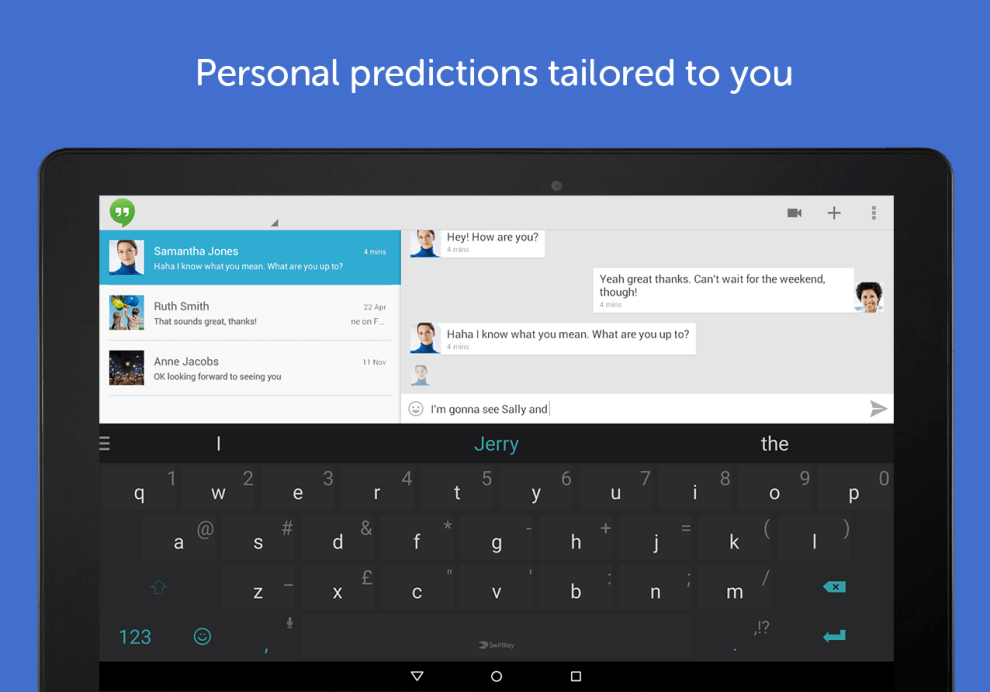 Download Swiftkey Android APK
