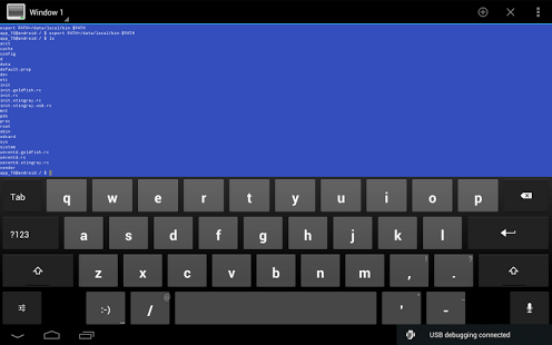 Download Terminal Emulator APK Android