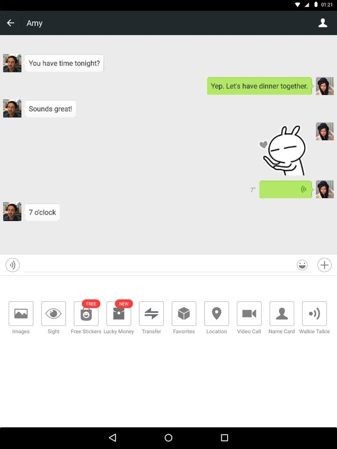 Download WeChat Android APK