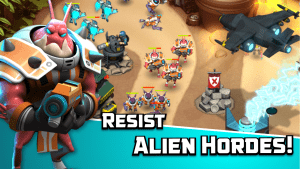 Alien Creeps Android App for PC/ Alien Creeps on PC