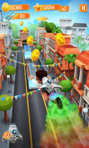 Bus Rush Android App for PC/Bus Rush on PC