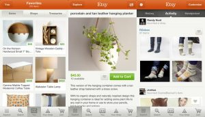 Etsy Android App for PC/Etsy on PC