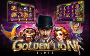 Golden Lion Slots Android App for PC/Golden Lion Slots on PC