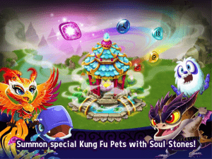 Kung Fu Pets Android App For PC/ Kung Fu Pets On PC