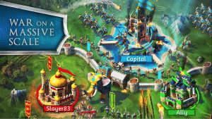 March of Empires Android App for PC/ March Of Empires On PC
