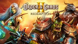 Order & Chaos 2 Redemption For PC/ Order & Chaos 2 Redemption On PC