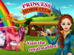 Princess Horse Club Android App for PC/Princess Horse Club on PC