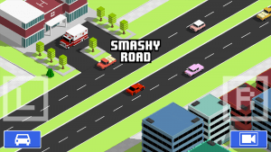 Smashy Road Wanted Android App for PC/Smashy Road Wanted on PC