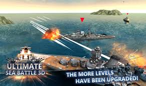 WARSHIP BATTLE 3D Naval Warfare Android App for PC/WARSHIP BATTLE 3D Naval Warfare on PC