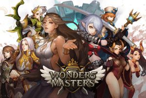 Wonder5 Masters Android App for PC/Wonder5 Masters on PC