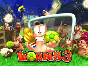 Worms 3 Android App for PC/Worms 3 on PC