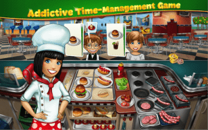 Telecharger Cooking Fever pour PC/Cooking Fever sur PC