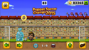 Puppet Soccer Champions 2015 on PC/ Puppet Soccer Champions 2015 for PC