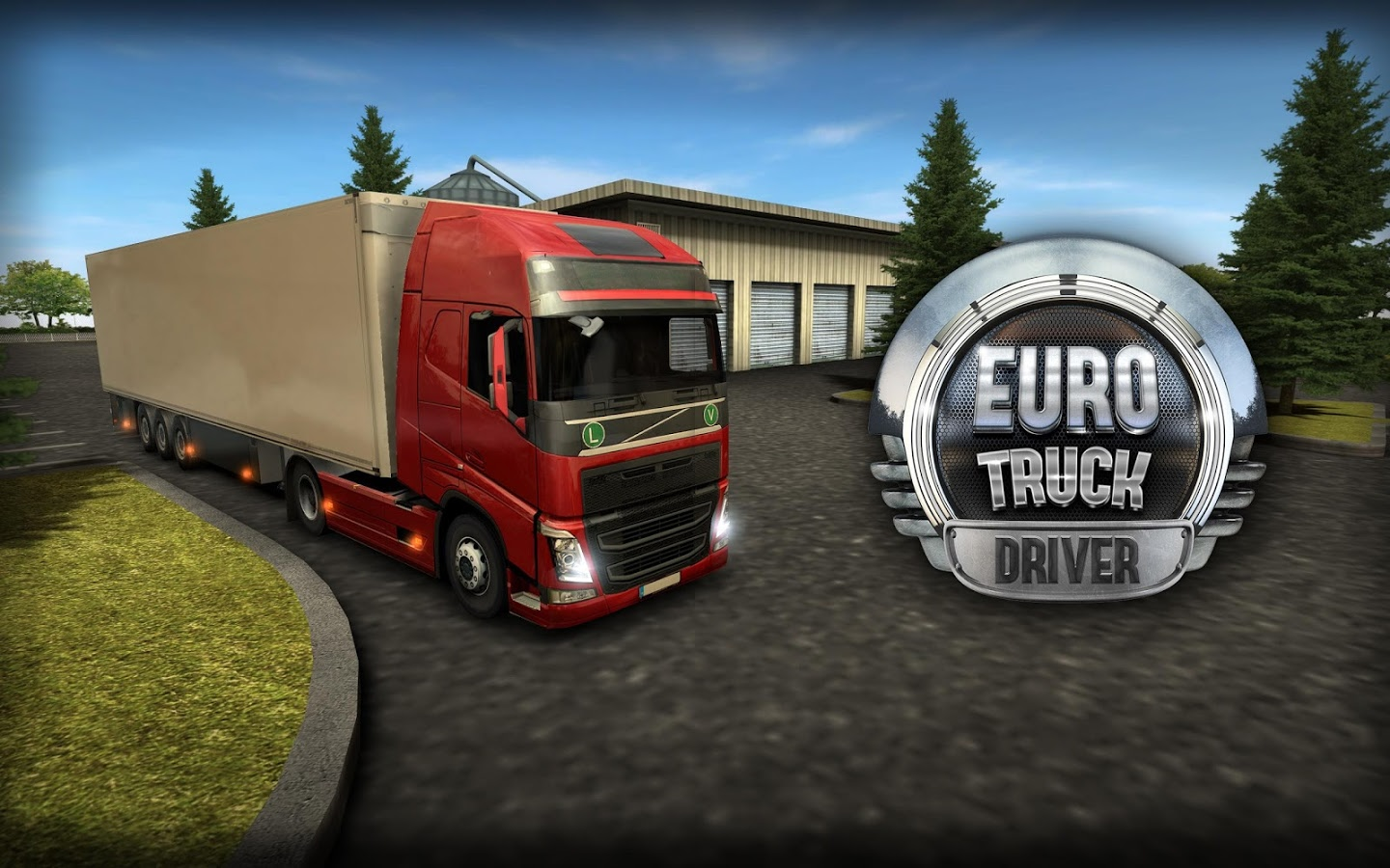 Download Euro Truck Driver For Pc Euro Truck Driver On Pc Andy Android Emulator For Pc Mac