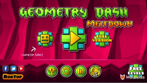 Download Geometry Dash Meltdown for PC/Geometry Dash Meltdown on PC