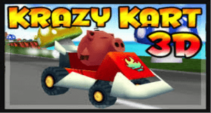 Download Krazy Kart 3D on PC/Krazy Kart 3D for PC