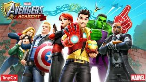 Download MARVEL Avengers Academy for PC/MARVEL Avengers Academy on PC