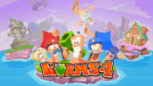 Download Worms 4 for PC/Worms 4 on PC