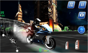 3D Police Motorcycle Race 2016 for pc