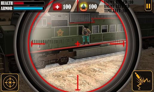 Download Train Attack 3D for PC/ Train Attack 3D on PC