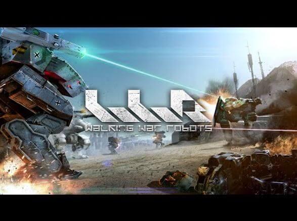 Download Walking War Robots for PC - Walking War Robots on PC
