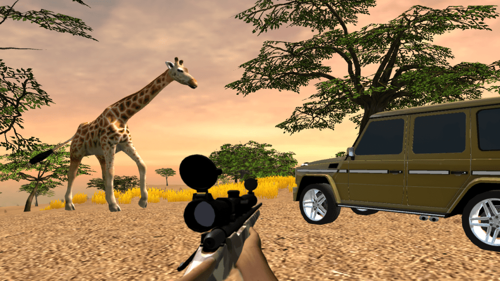 Download Safari Hunting is the 4x4 for PC/ Safari Hunting is the 4x4 on PC