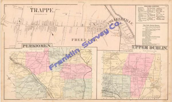 Andy39s Antique Maps 1871 Montgomery