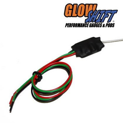glowshift trans temp gauge wiring diagram detailed skeletal system gs tach filter 21 10 plus 0 00 instant coupon free tachometer signal