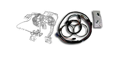 69 Chevelle Goodmark Wire Harness For Tachometer