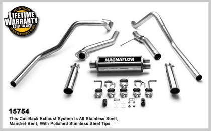 Chevrolet Tahoe Exhaust Systems at Andy's Auto Sport
