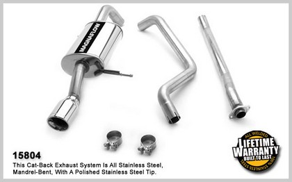 Mazda Protege Exhaust Systems at Andys Auto Sport