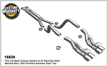Chevrolet Corvette Exhaust Systems at Andys Auto Sport