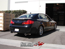 infiniti g35 exhaust systems at andy s