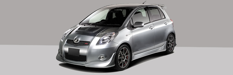 toyota yaris trd kit grand new avanza ngelitik parts at andy s auto sport