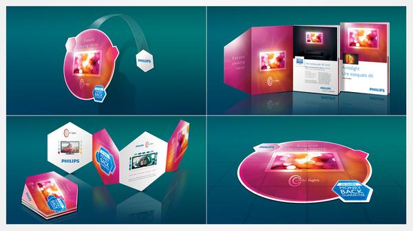 140 Beautiful Most Creative & Fresh Brochure Design