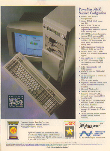 30 retro print computer